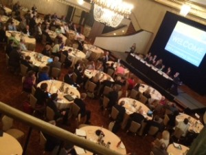 7-10-14 Chicago IL - Chairman Matz Welcomes 170 Participants to Her Second 2014 Listening Session in Chicago